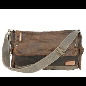 Bed Stu Hawkeye Messenger Bag